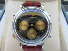 Orient Chronograph with Lunar Phases - Men's wristwatch