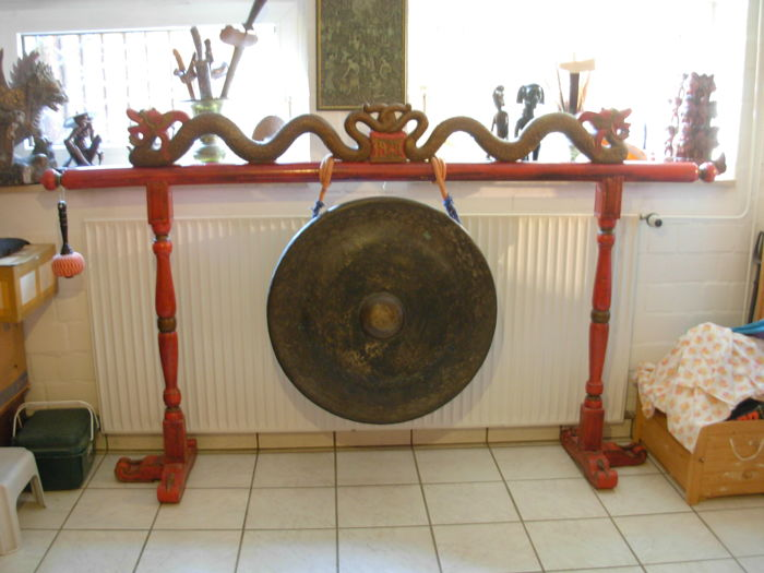 Gong from Java - Indonesia - beginning of the 20th century