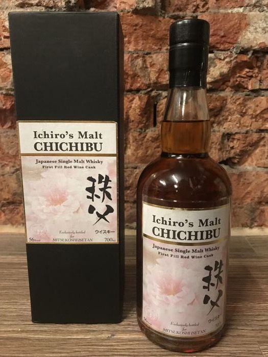 Chichibu First Fill Red Wine Cask Limited Edition