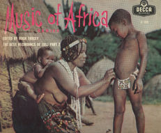 "For the Real Collector - Songs & Instrumental Music of Africa 6 LP's 10"" Selected and Recorded  by HUGH TRACY - 1952"