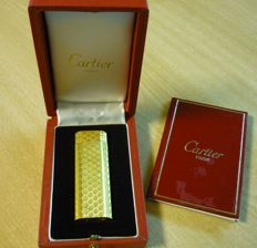 vintage cartier lighter