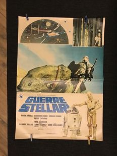 Anonymous - Star Wars, Guerre Stellari - 1977