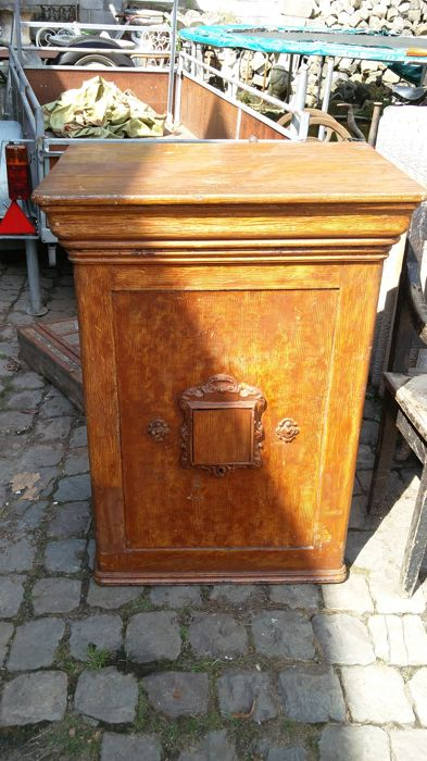 Safe in Louis Philippe style - France - 20th century