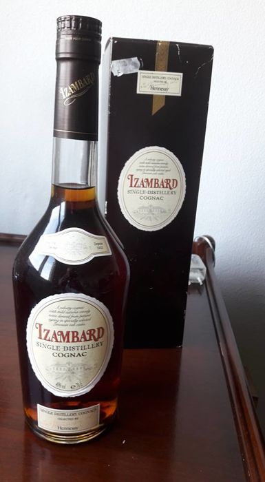 Hennessy Single Distillery Izambard