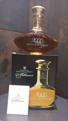 Suntory Pure Malt 2000 Millennium Limited Edition