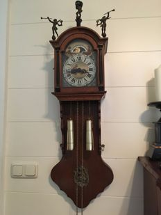 Frisian grandfather clock - the Netherlands 1970