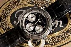 Maurice Lacroix Masterpiece FlyBack Annuaire Chronograph – 15827 – Men – 2000-2010