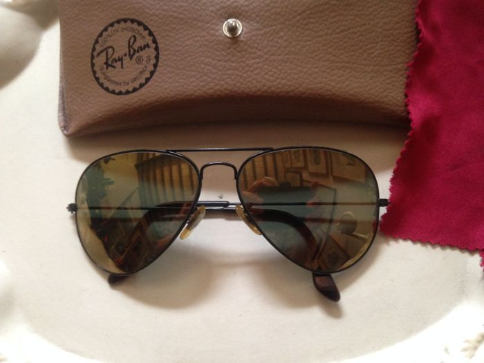 Ray-Ban – Luxottica – sunglasses – men's.