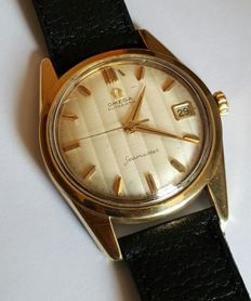 Omega Seamaster automatic - Men's wristwatch - From the 50s (approx.)