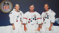 The men of Apollo-16