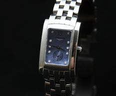 Longines Dolce Vita - Mother of Pearl - Diamond Collection - Dames polshorloge
