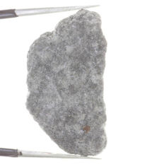 Large African Natural Carbonado Unique Raw Rough Loose Diamond Grayish Unheated / Untreated - 29.94 x 16.08 x 10.16 mm - 39.28 ct
