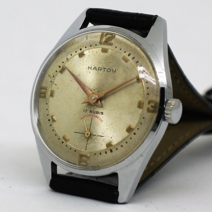 Harton – Men's Wristwatch – 1970