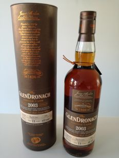 Glendronach 2003 Single Cask #5490