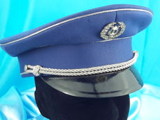 Germany - Visor Cap Military Music Band Vintage