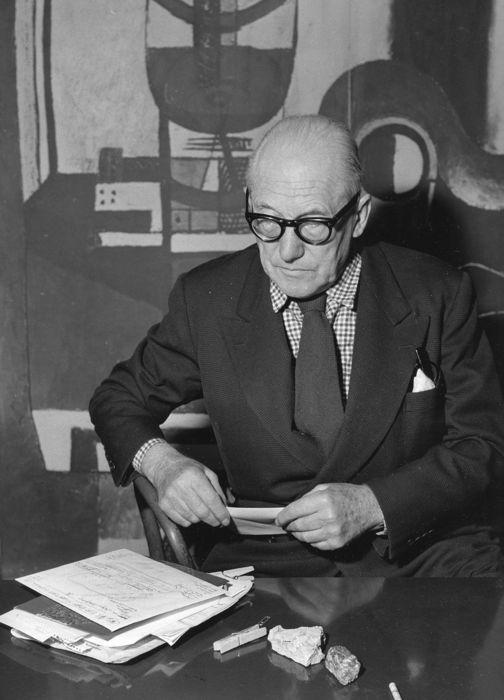 Charles-Édourd Jeanneret aka Le Corbusier at home | Le