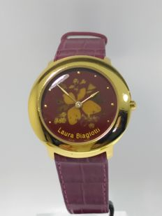 Laura Biagiotti – Ladies' watch – Year: 1990-2000