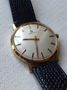 Certina - Classic 18 K( 0.750) Yellow Gold - 25-66 - Men - 1970-1979