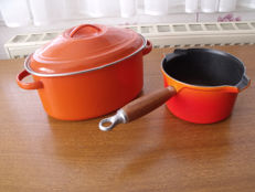 Le Creuset - Set of culinary utensils