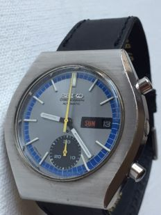 Seiko - Chronograph-Men's-Made in Japan