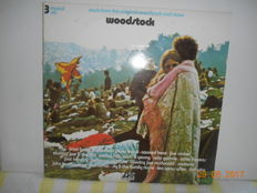 Woodstock  1 & 2  ''  two great albums on the atlantic label ''