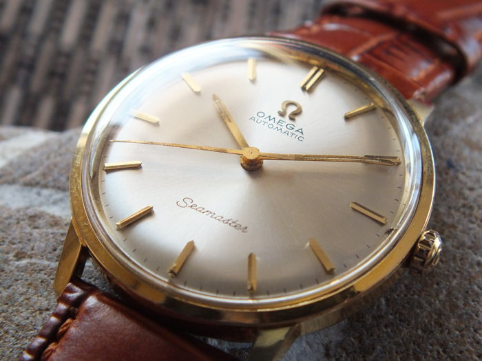 Omega Seamaster - Men's Watch - Vintage 1963