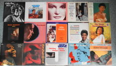 When Ladies take care of business – 15 Jazz Albums, 16 LP's.