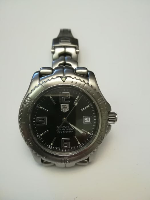 TAG Heuer - Link Chronometer 200mt. Officialy Certified - Ref. WT5110 - Men - 2000-2010