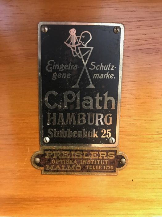 c plath sextant hamburg 1929 catawiki. Black Bedroom Furniture Sets. Home Design Ideas