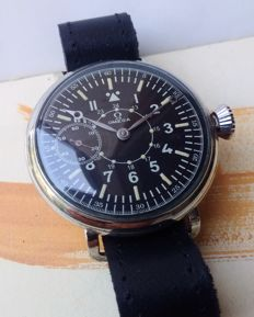 Omega - Marriage aviator watch - ca 1940 - Men - 1901-1949