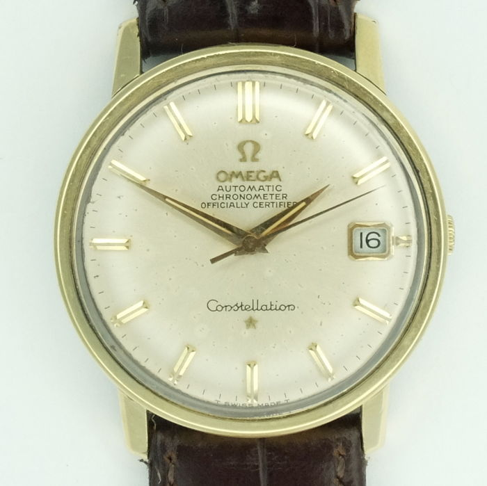 Omega - Constellation - Chronometer