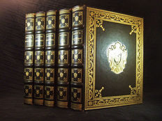 Napoléon: Luxury edition of the bicentennial - 5 large numbered books