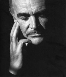 Herb Ritts (1952-2002) - Sean Connery, Hollywood, 1989