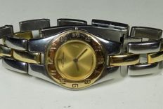 Baume & Mercier - Linea - All Two Tone - 1980's - Ladies Wristwatch