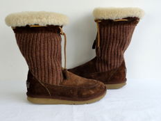 UGG Australia - knitted boots - low version - model 5124