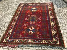Original Caucasian carpet of Borchal Kazak