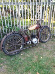 Rex - Viliers Super Sports TT 175 cc - 1927