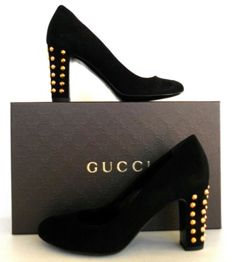 Gucci shoes.