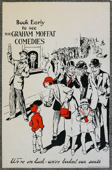 Chas Willis - The Graham Moffat Comedies - 1920s