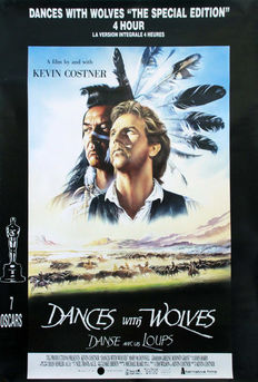 Renato Casaro - ' Dances with wolves ' - 1991