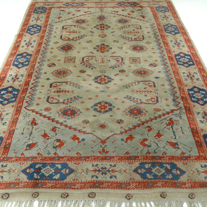 "Anatolic - 231 x 173 cm - ""Persian rug - 100% Wool - In beautiful condition"" - With certificate."