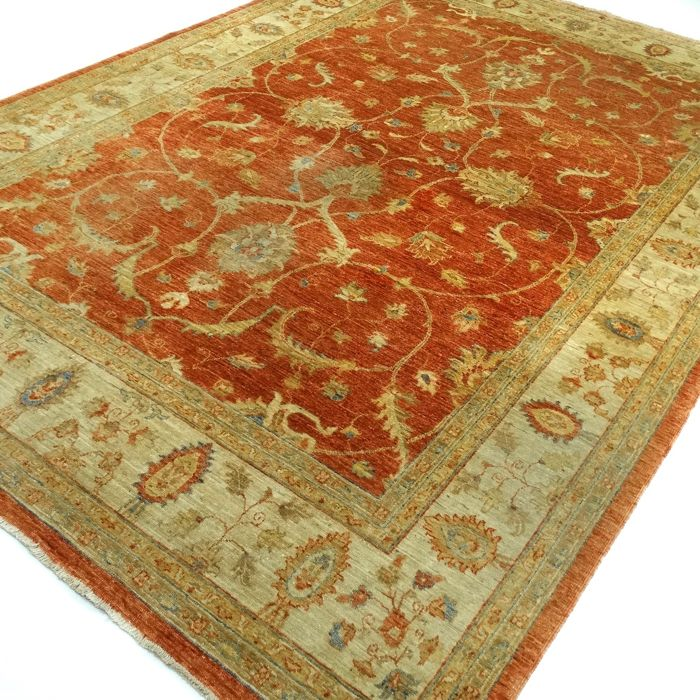 "Chobi Ziegler – 301 x 207 cm – ""Exclusive Persian carpet in very beautiful condition"" – With certificate"