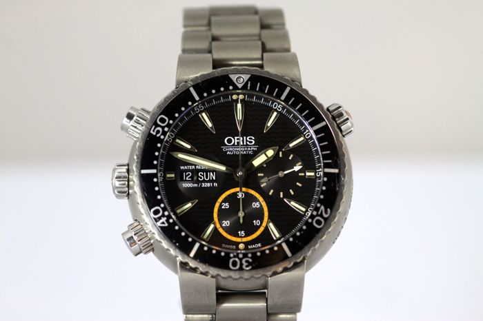 Oris Carlos Coste Lefty Limited no. 0124