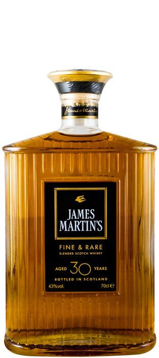 James Martin's 30 years old