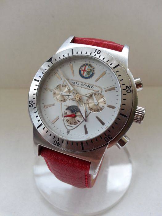 ALFA ROMEO MOONPHASE Gents wristwatch