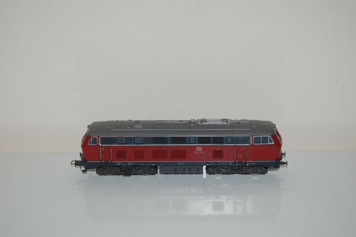 Roco H0 - 43449 - Diesel locomotive Series BR 215 of the DB