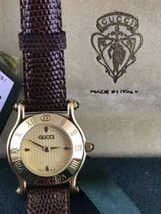 Gucci 6500 L, Woman's wristwatch from the 1990s, NOS