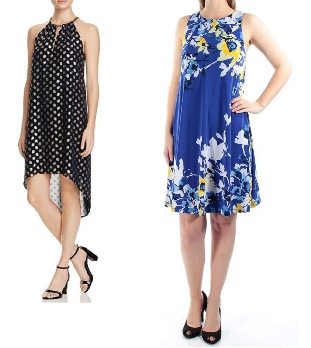 Set of 2 Dresses : Michael Kors and Ralph Lauren
