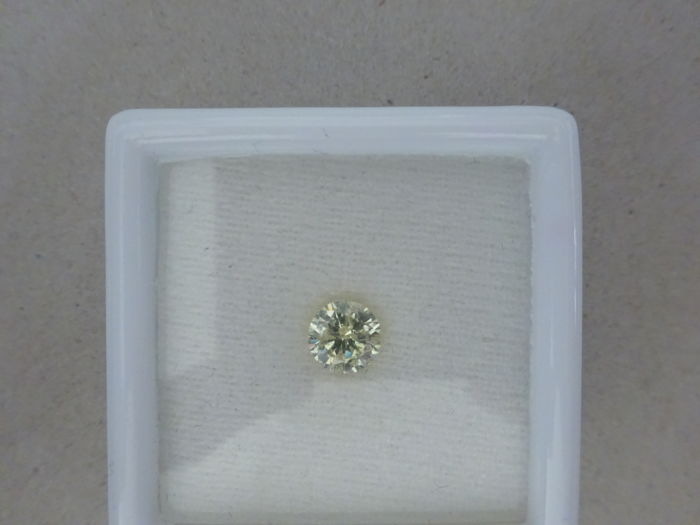 1.06 ct Brilliant cut Diamond ** NO RESERVE PRICE **