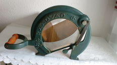 Old bread slicer - RAADVAD No. 294, Denmark, 20 century